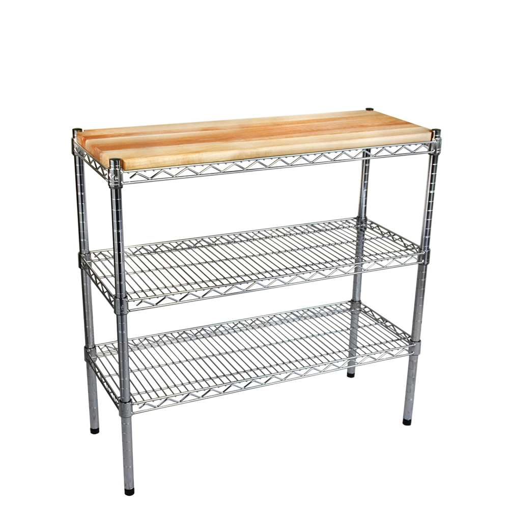 Metal Shelving 24