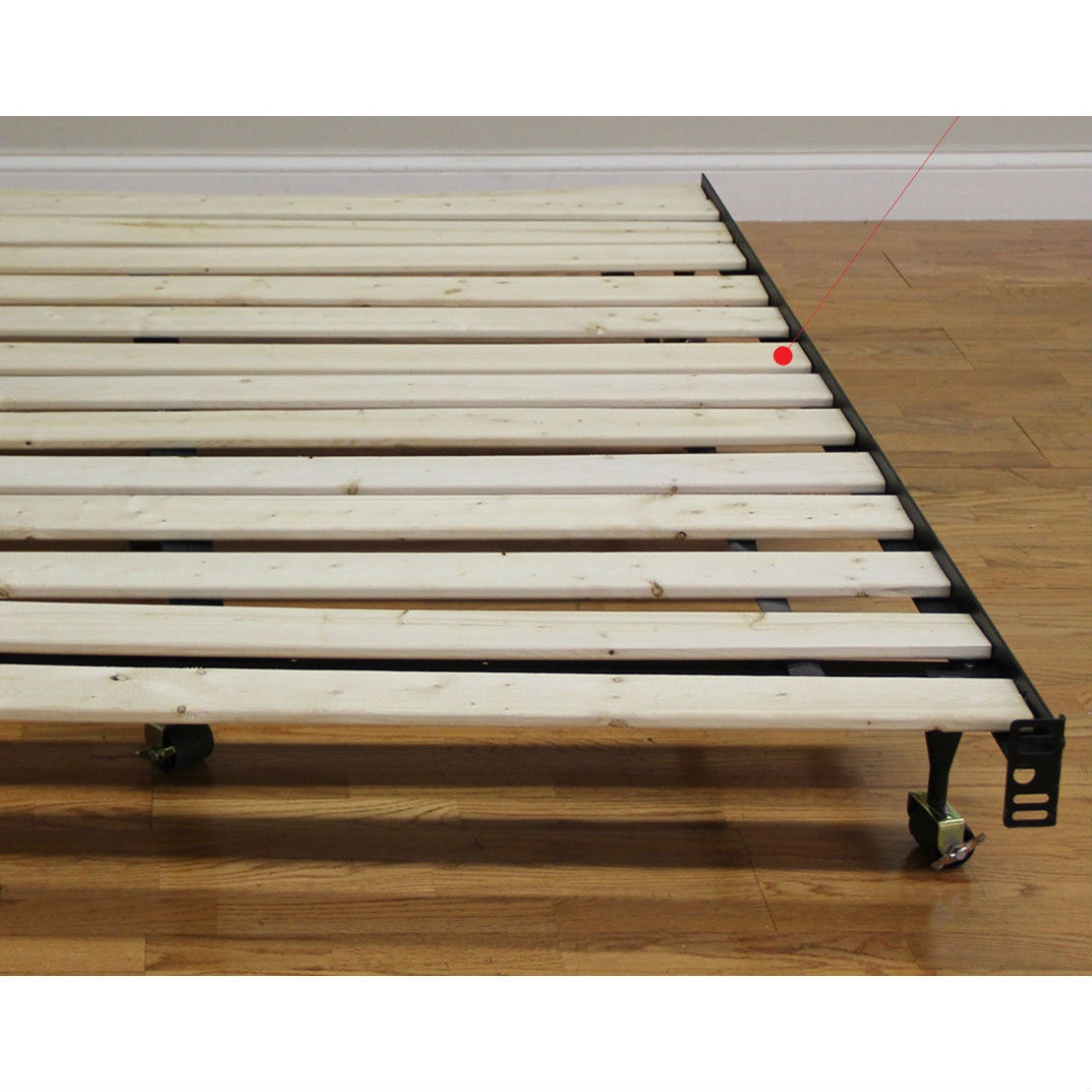 Wooden Beds Twin Size Heavy Duty Wooden Bed Slats Made In Usa
