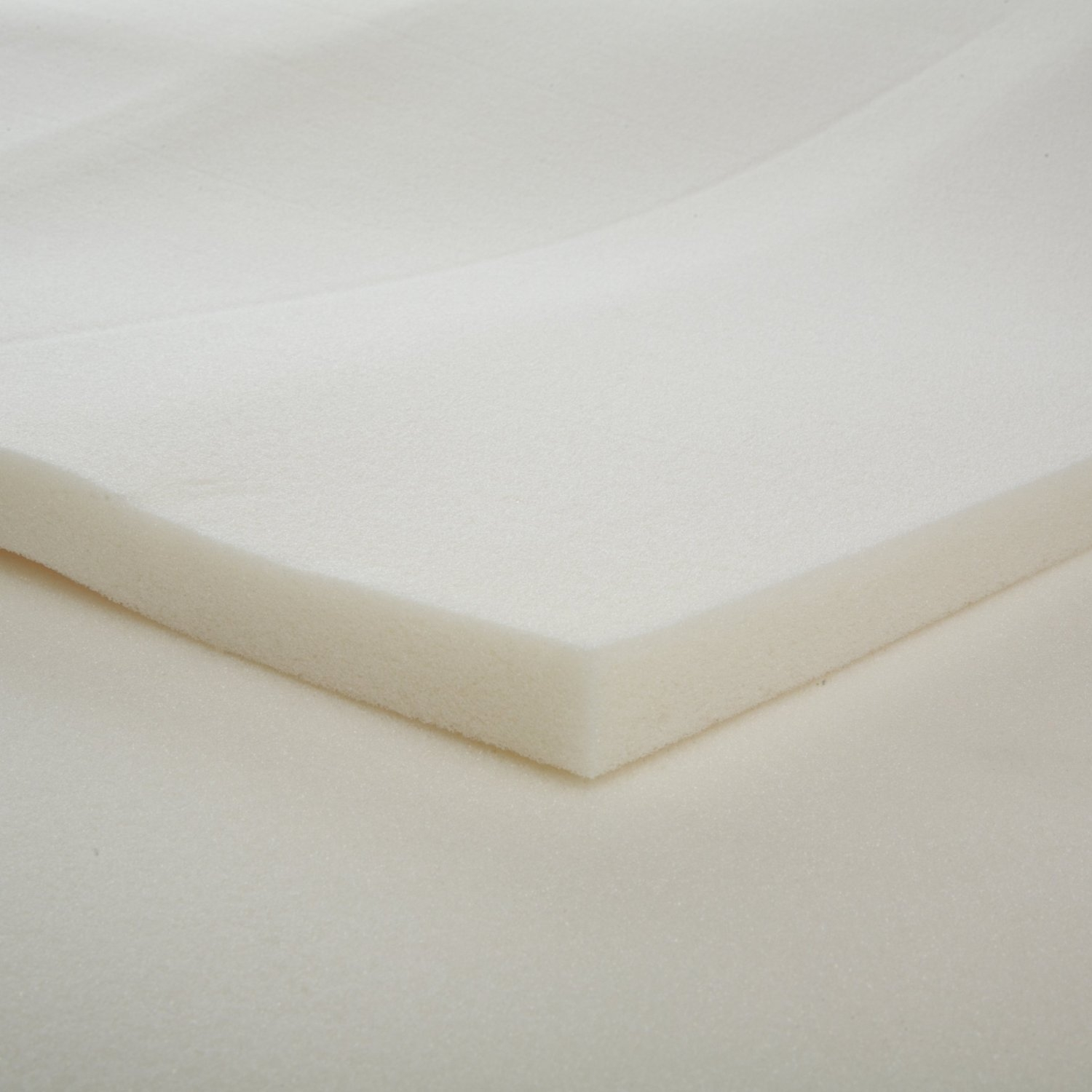 Mattress Topper Thick Twin Xl 1 Inch Thick Memory Foam Mattress Topper Made In Usa