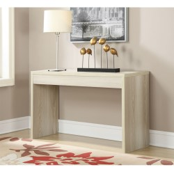 Small Of Wood Console Table