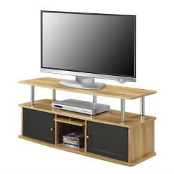 Floor Light Oak Black Wood Finish 50 Inch Tv Stand Asda 50 Inch Tv Stand Light Oak Black Wood Finish Tv Stand Tv Stand