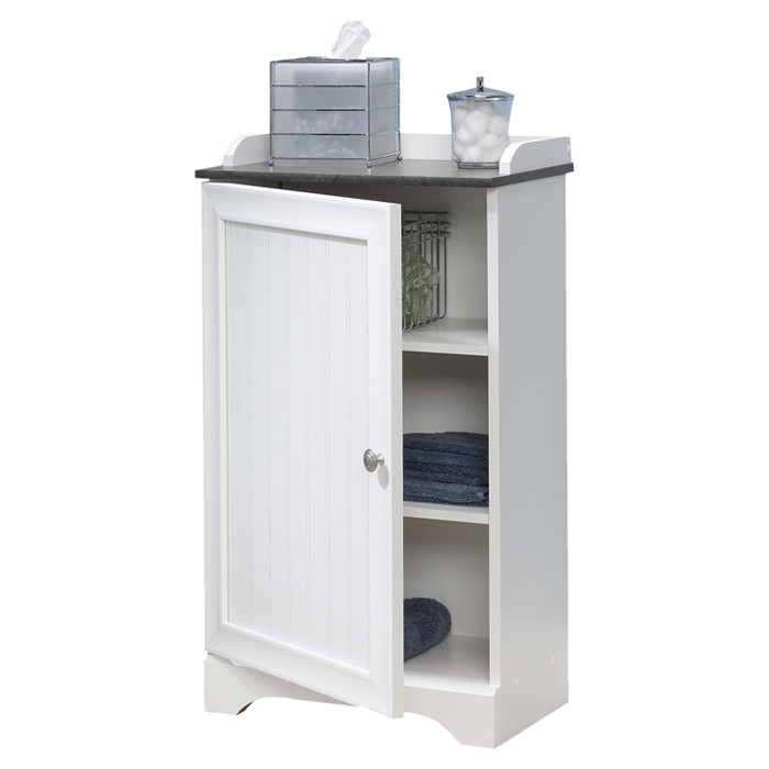 Large Of White Bathroom Cabinet