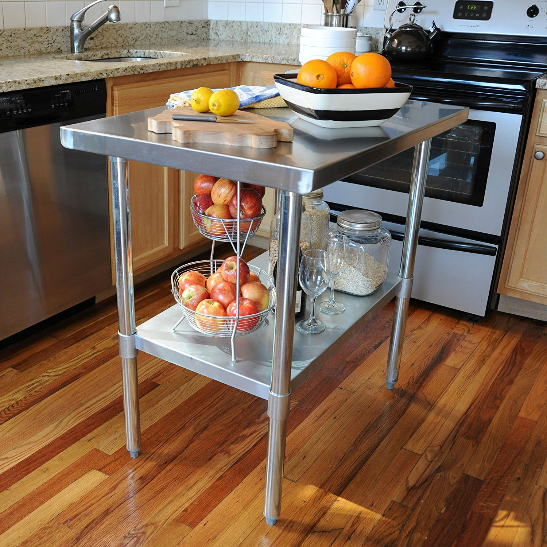 shw kitchen prep tables Retail Price 00