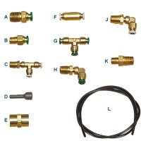 Quick Disconnect Air Hose & Fittings