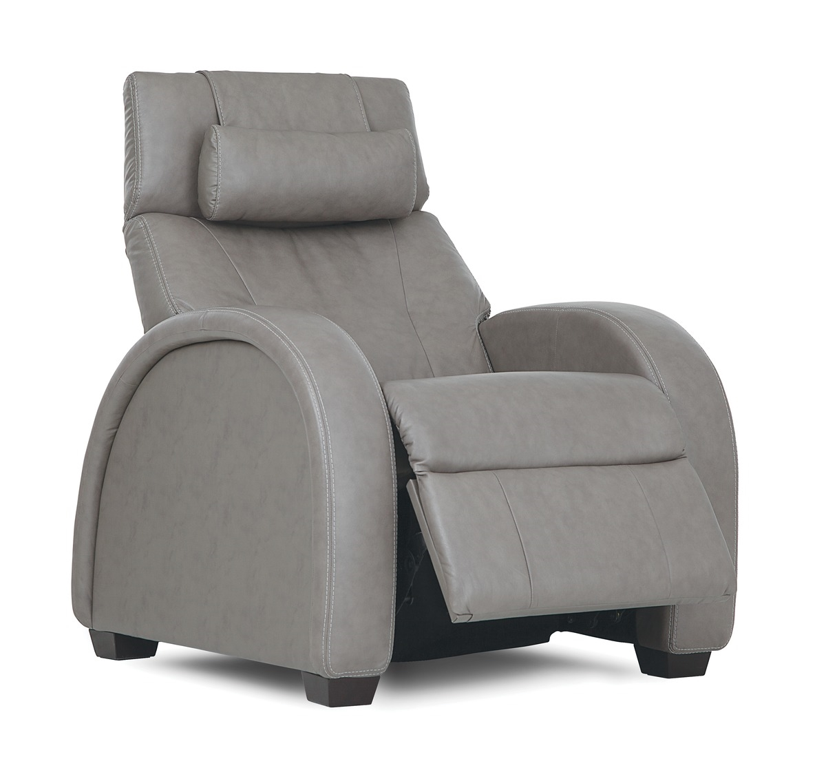 Electric Recliner Leather Chairs Zero Gravity