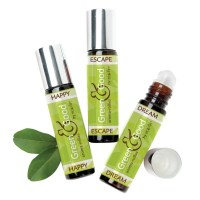 "Green & Good - ""Aroma-Rollies"" Essence Roller by Eco-Fin ..."