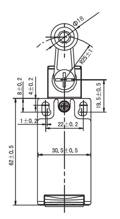 3 wire limit switch wiring