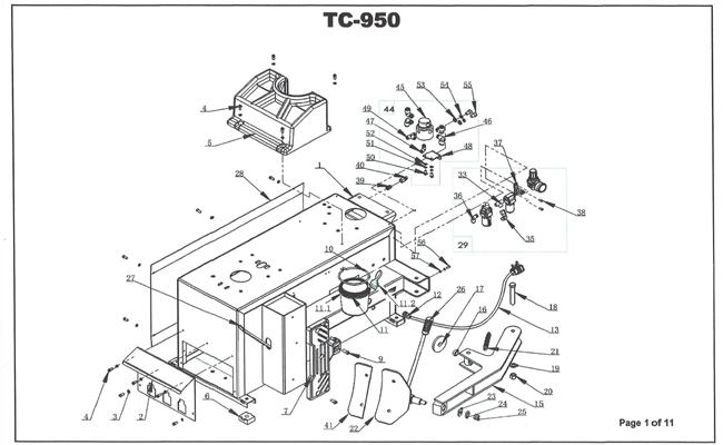 wiring diagram of car crusher machine