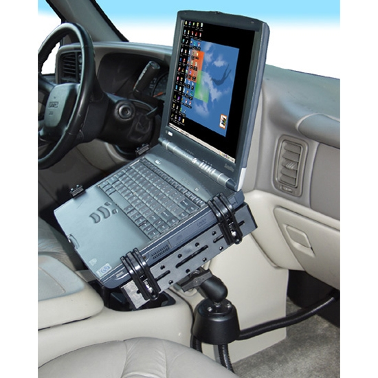Ram No Drill Laptop Mount For Your Vehicle For Devices Up