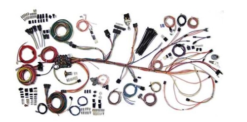 1964 - 1967 Chevelle Classic Update Complete Wiring Harness Kit