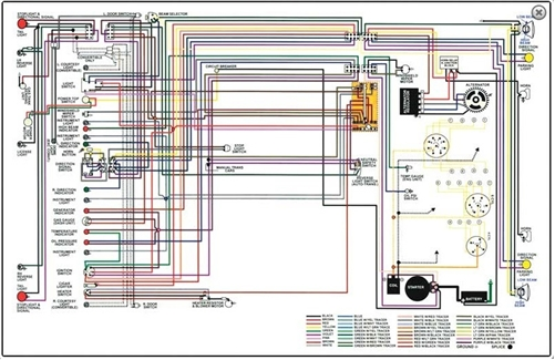 65 Buick Wiring Diagram car block wiring diagram