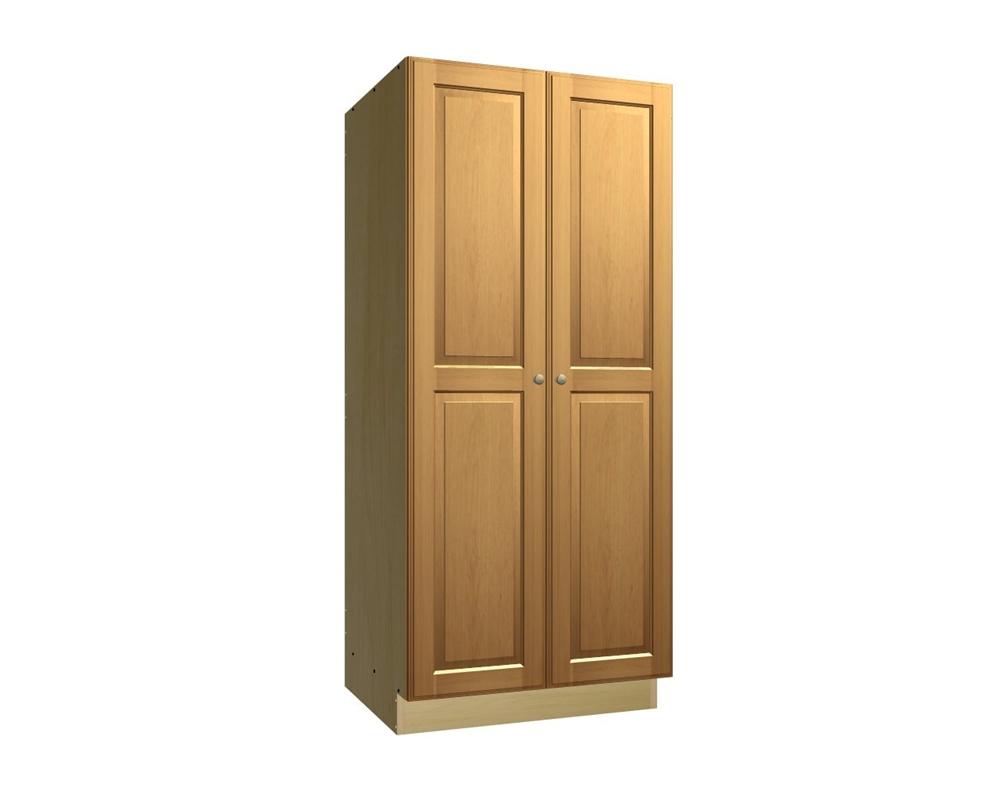 2 Door Tall Pantry Cabinet