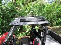 Polaris Ranger Roof Rack for 570 and 900 Standard and Crew Cab