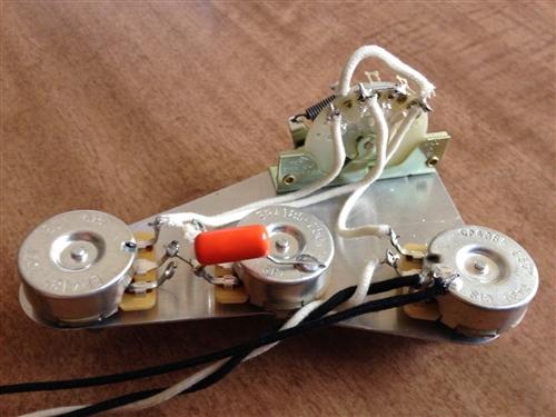 Strat Wiring Harness Wiring Diagram