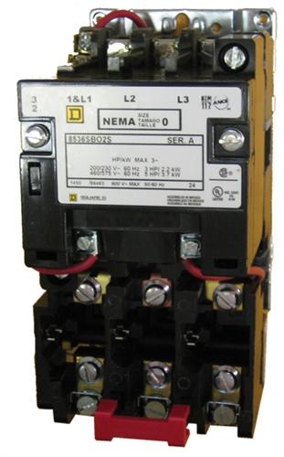 nema starter wiring diagram