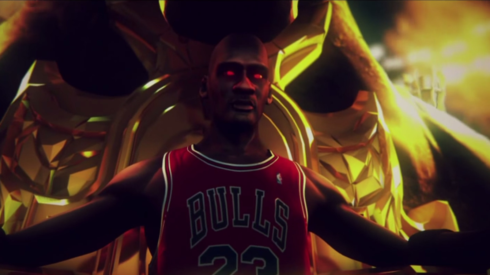 Ikk Login Michael Jordan Stars As An Unholy Demon In New 'nba 2k16
