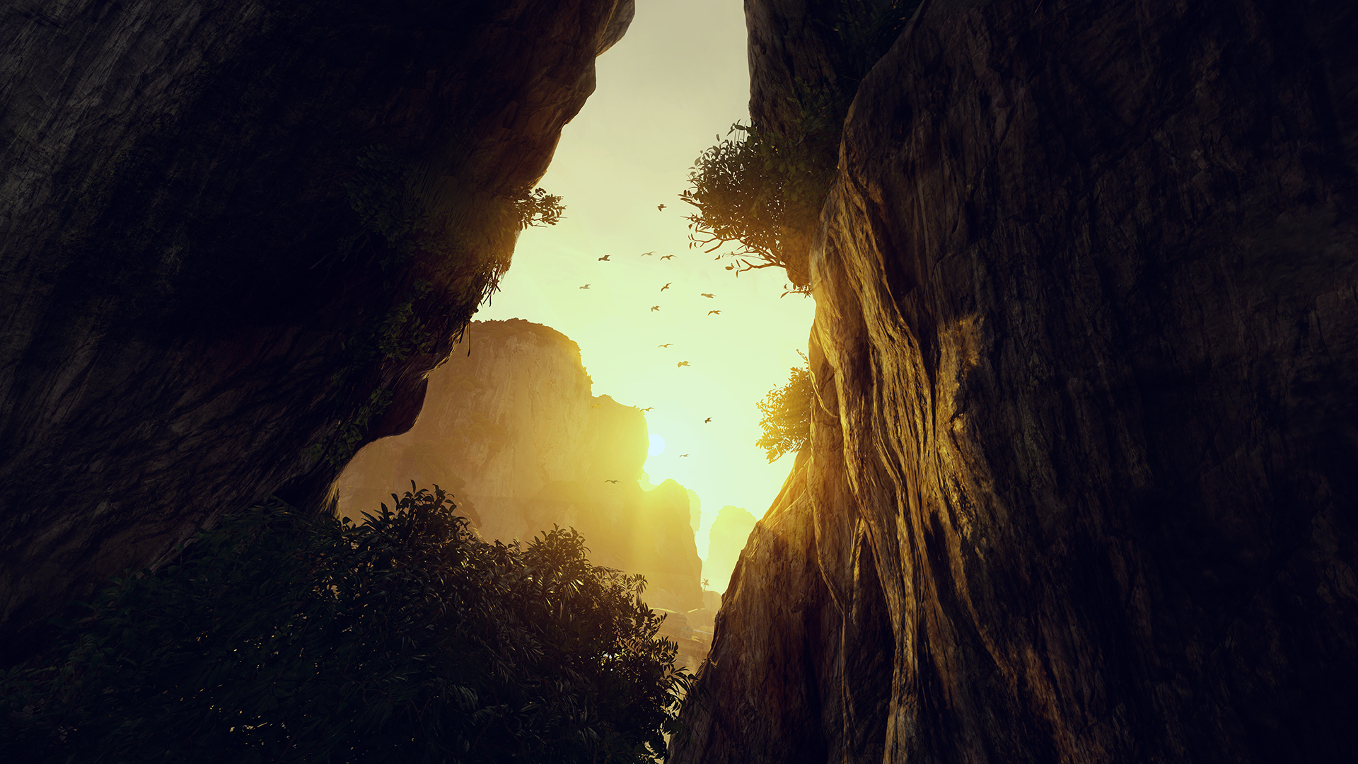 Microsoft Wallpaper Fall Crytek S The Climb Is A Jaw Dropping Rock Climbing