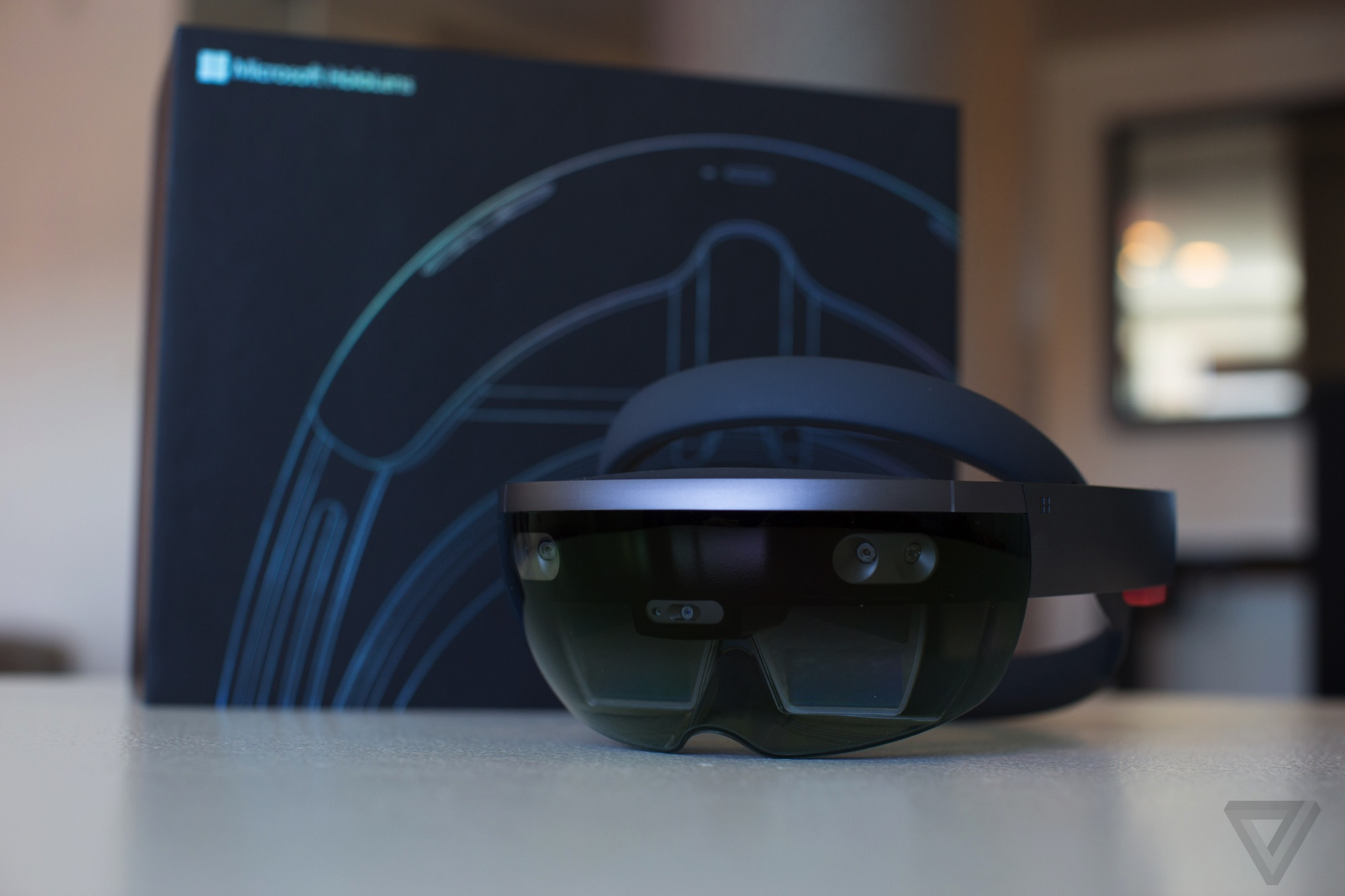 Electric Wallpaper 3d This Is What Microsoft Hololens Is Really Like The Verge