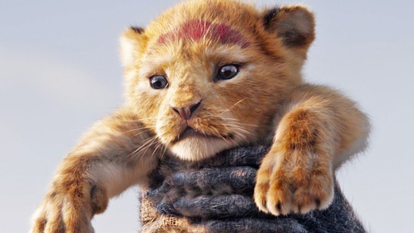 lion king movie score