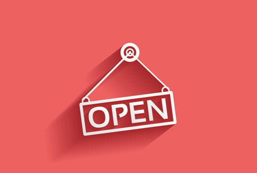 Adding opening hours for your business in WordPress