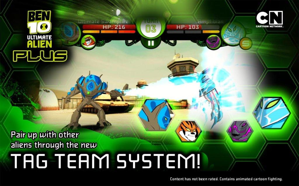 download game ben 10 xenodrome apk mod