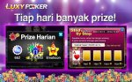 Poker Luxy Poker Texas Holdem Screenshot