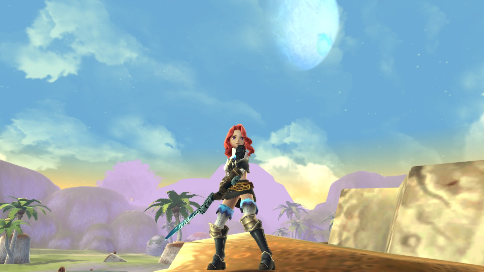 Aeria Games Aeria Games Spotlights Human Race For Lime Odyssey Mmorpg