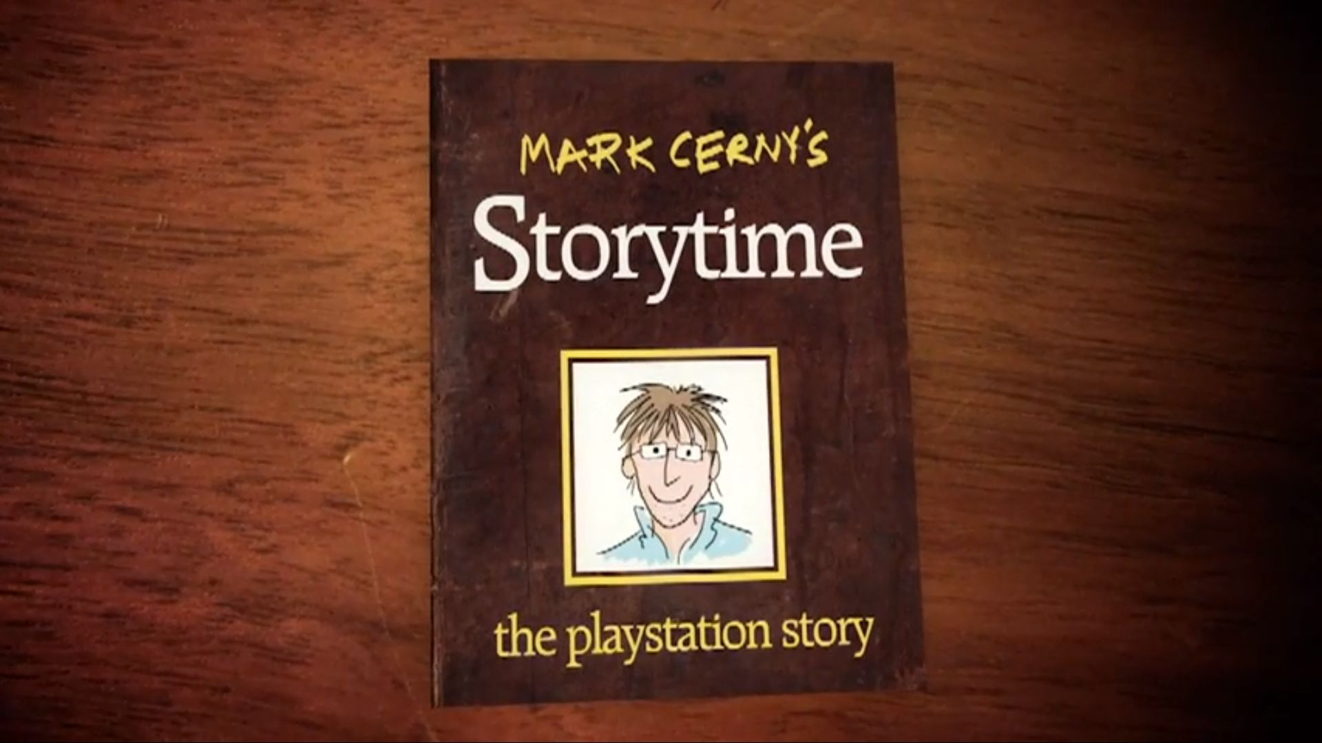 """Watch The Story of Mark Cerny and the PS4 In a Lovely """"Bedtime Story"""" Cartoon Form 