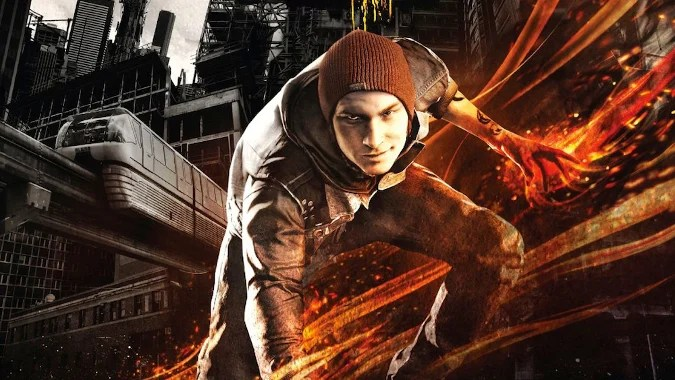 Fall Wallpaper Infamous Second Son Possible Dlc Powers Teased In Game