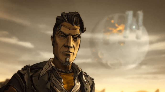 3d Wallpaper Ios 6 Borderlands The Pre Sequel S Handsome Jack Gives Tips For