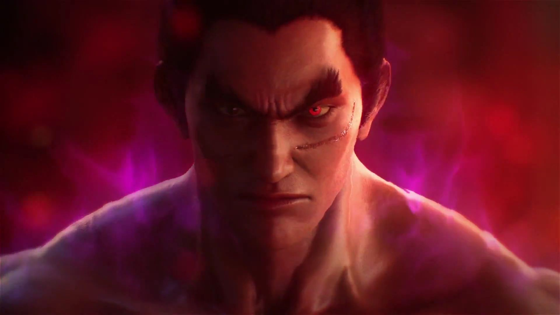 Dragon Wallpaper Hd For Pc Tekken 7 S Fantastic Opening Cinematic Will Get Your Blood