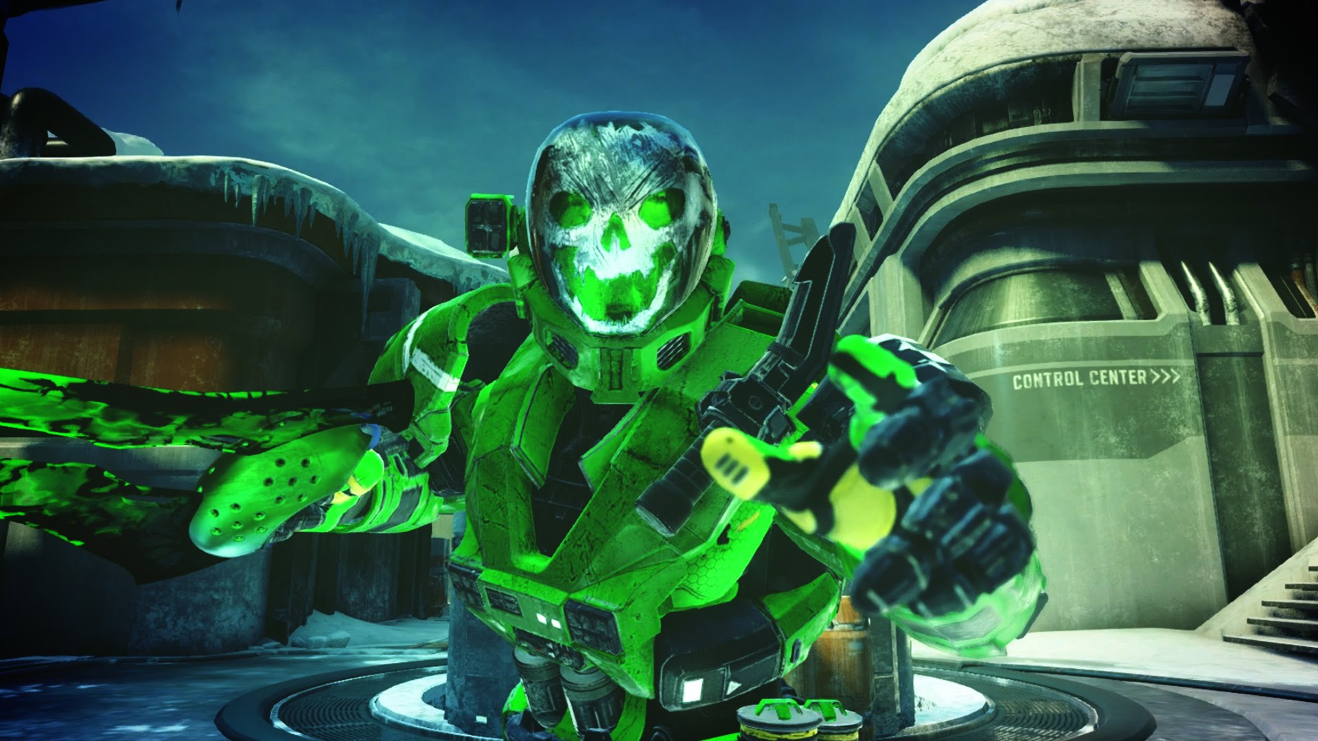 Ps4 Wallpaper Hd Halo 5 Guardians Celebrates Halloween With Infection
