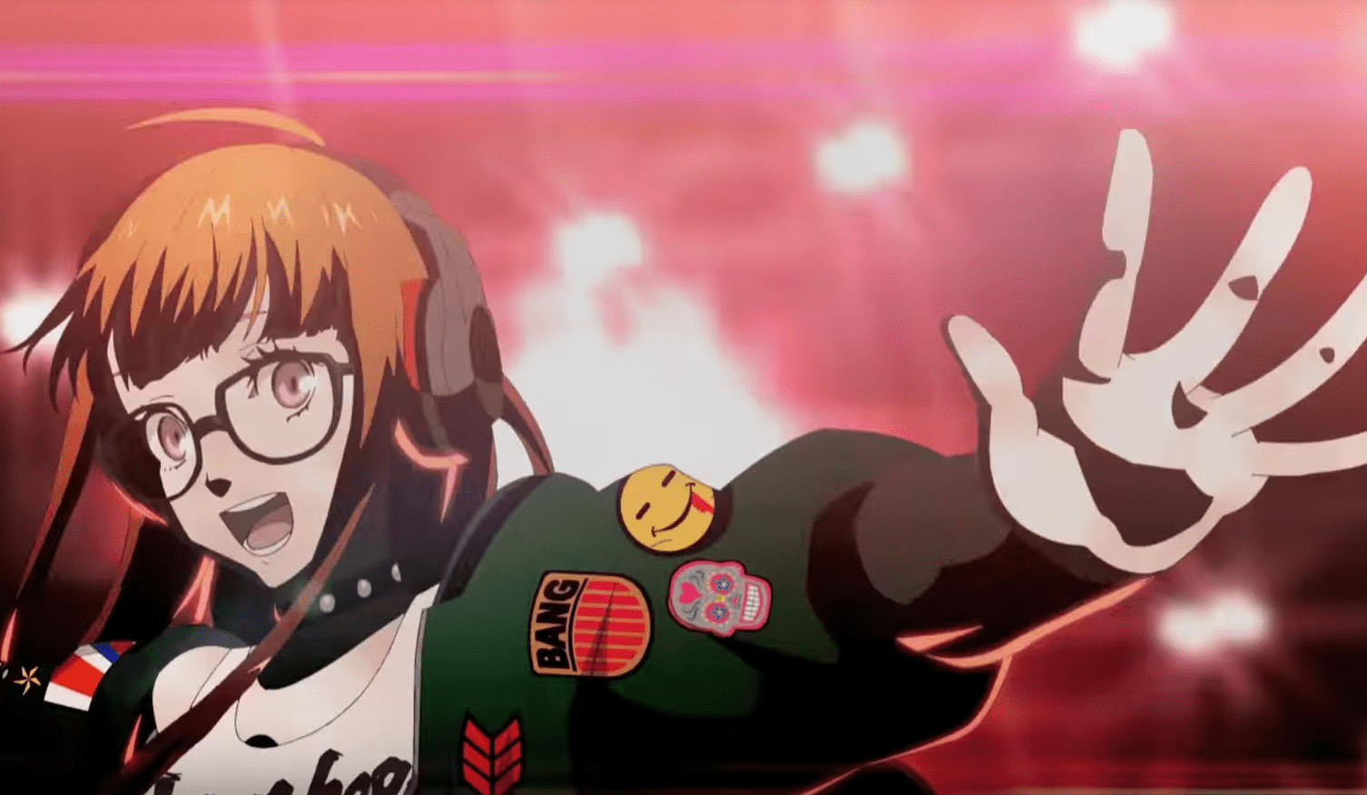 Persona 4 The Animation Wallpaper Futaba And Fuuka Shine In Persona 5 Dancing Star Night And