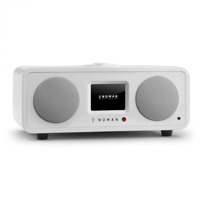 Lan Kabel Action One - 2.1 Design Internet Radio 20w Bluetooth Spotify