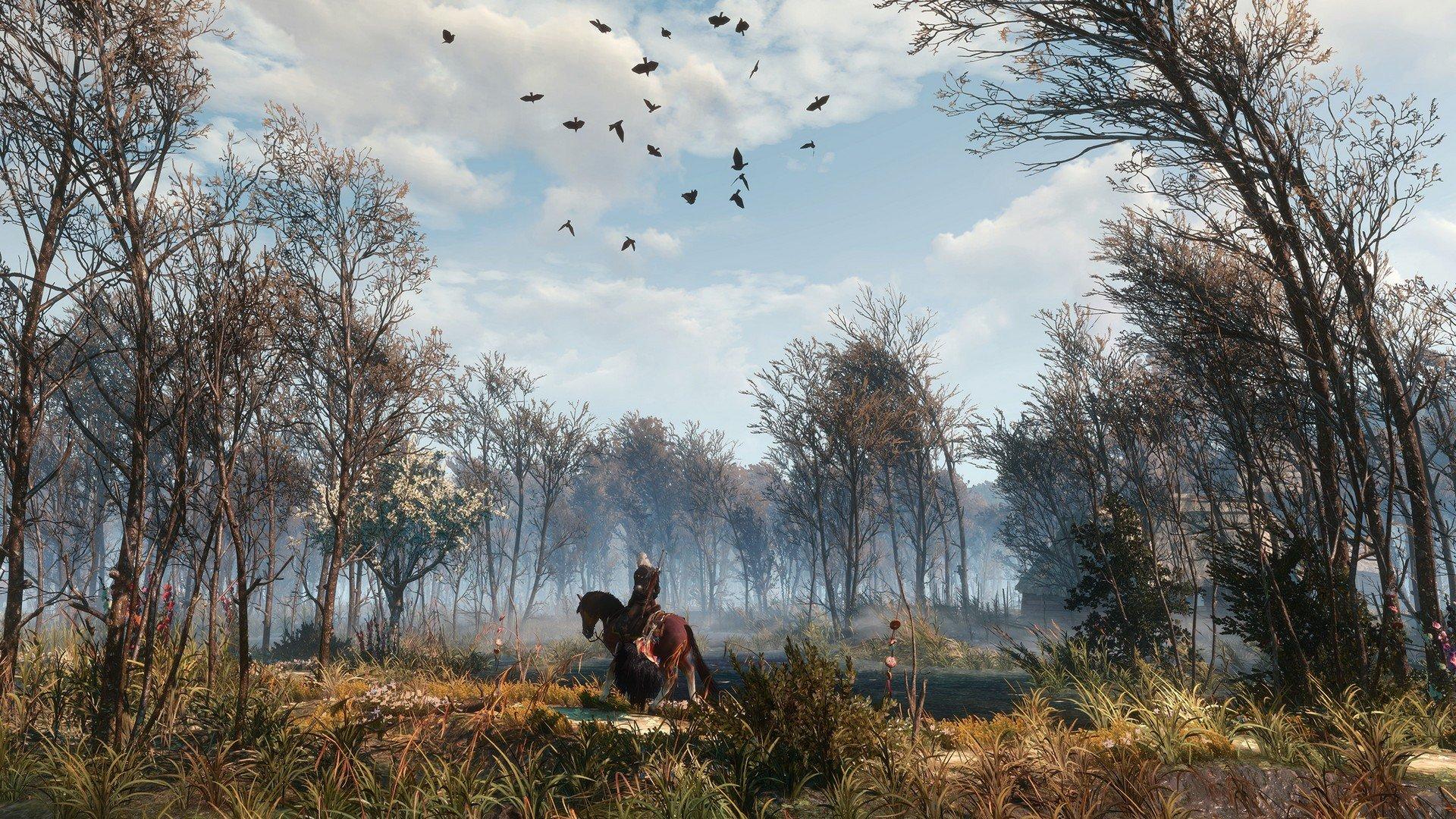 Ps4 Wallpaper Hd The Witcher 3 Wild Hunt Review Quot Easily Beats Elder