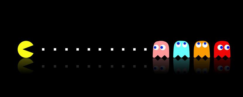 Pacman Wallpaper Iphone X 30 Amazing Creative Dual Screen Monitor Hd Wallpapers