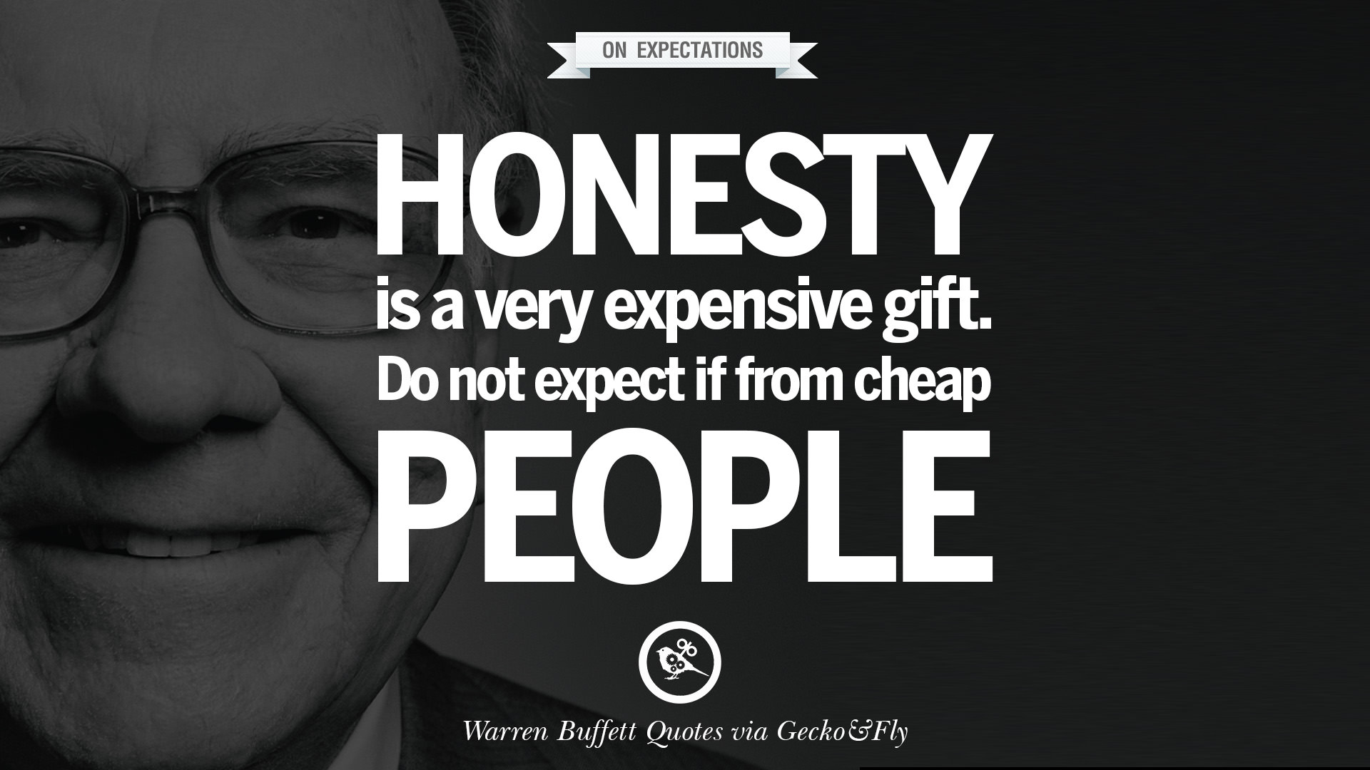 Expectations Quote Wallpapers 6 Excellent Quotes By Warren Buffet On Investment And
