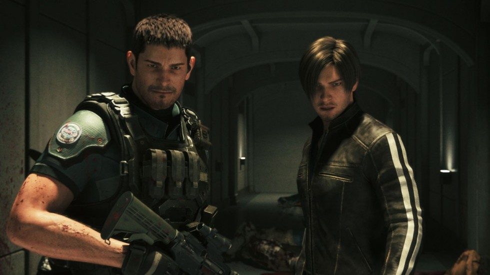 Good Morning Animation Wallpaper Film Review Animated Feature Resident Evil Vendetta Is
