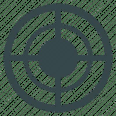 Aim, arrow, bullseye, center, goal, point, target icon | Icon search engine