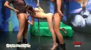 Beautiful Skinny MILF Susana takes it deep in the Ass - German Goo Girls
