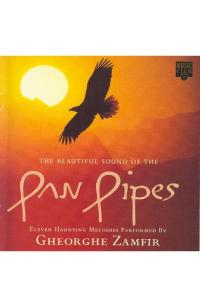 CD Gheorghe Zamfir - The Beautiful Sound Of The Pan Pipes