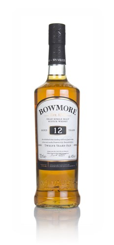 Bowmore 12 Year Old Whisky - Master of Malt