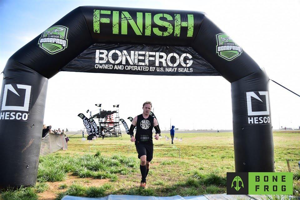 Race Recap Bonefrog Challenge Talladega 2017 Mud Run