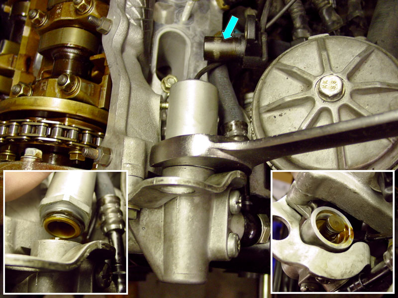 BMW E36 3-Series VANOS Oil Line and Solenoid Replacement (1992