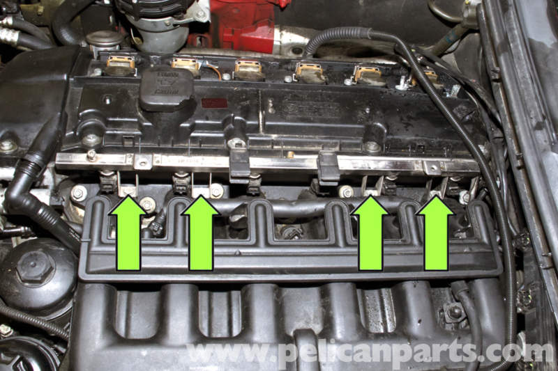 BMW E46 Fuel Injector Replacement BMW 325i (2001-2005), BMW 325Xi