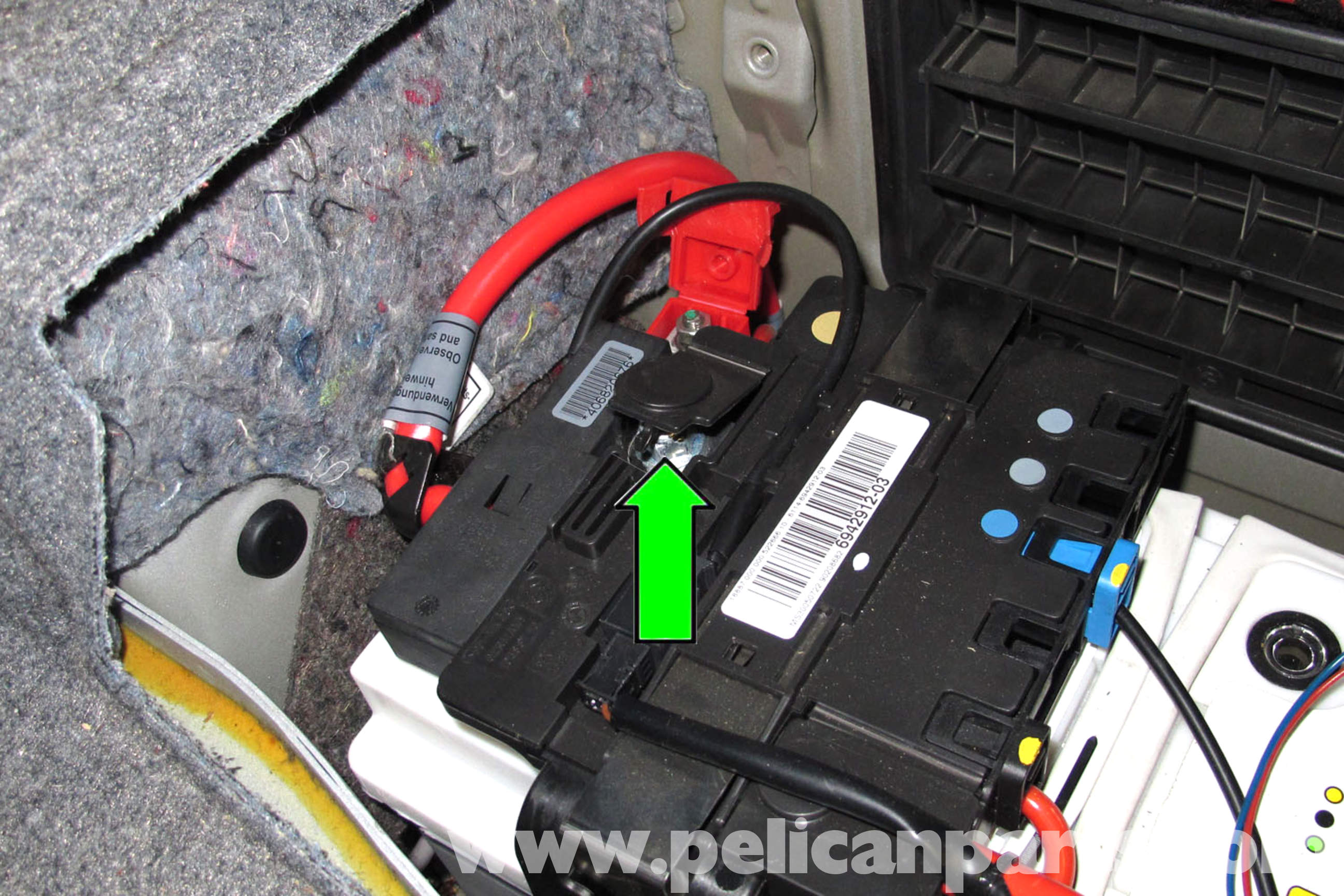 Bmw 3 Series Battery Wiring Diagram Auto Electrical E90