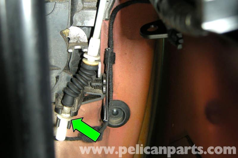 BMW E90 Door Latch Replacement E91, E92, E93 Pelican Parts DIY