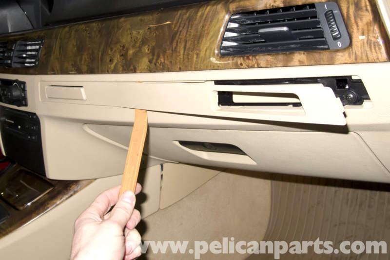 BMW E90 Glove Box Replacement E91, E92, E93 Pelican Parts DIY