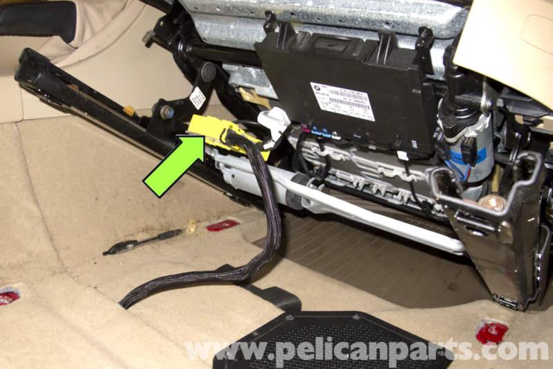 BMW E90 Seat Removal and Replacement E91, E92, E93 Pelican Parts