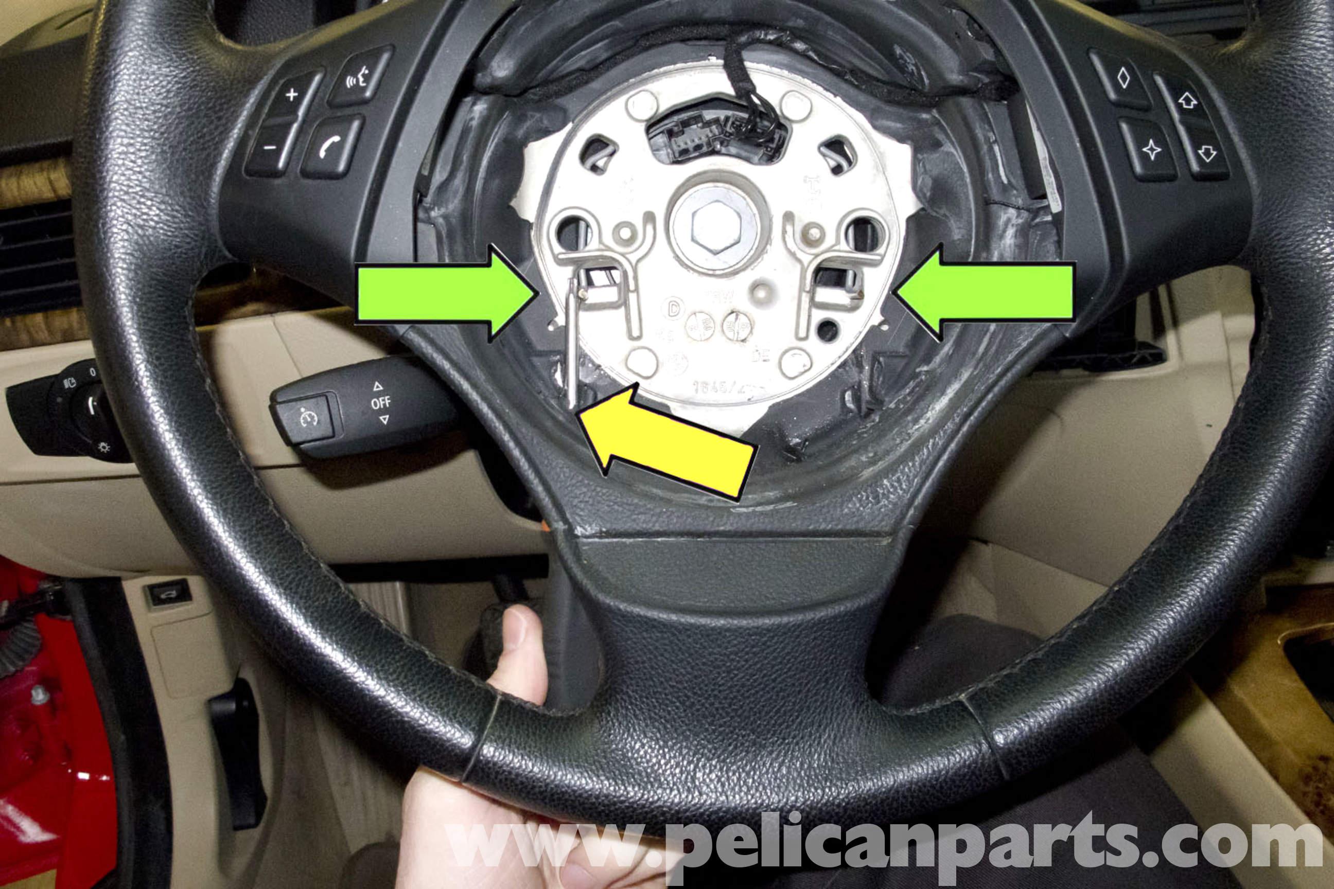 mini cooper steering wheel wiring harness